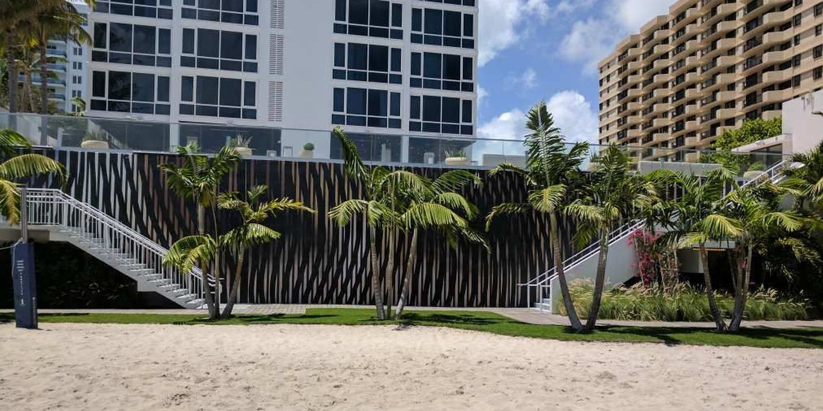 South Beach Mural Florida Art Basel